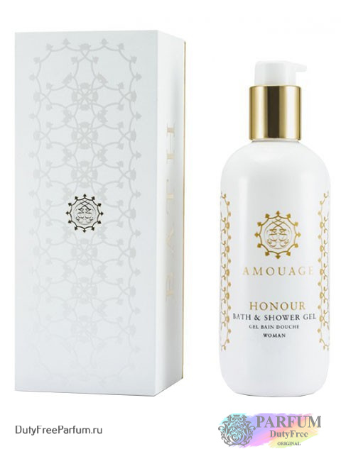Гель для душа Amouage Honour, 300 мл, Для Женщин