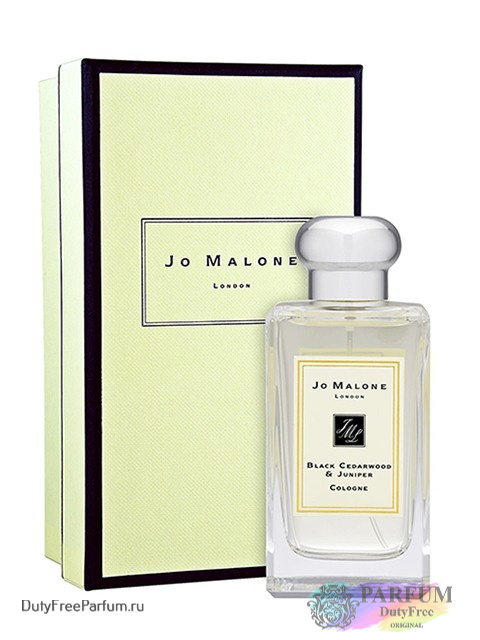 Одеколон Jo Malone Black Cedarwood and Juniper, 100 мл, Для Женщин