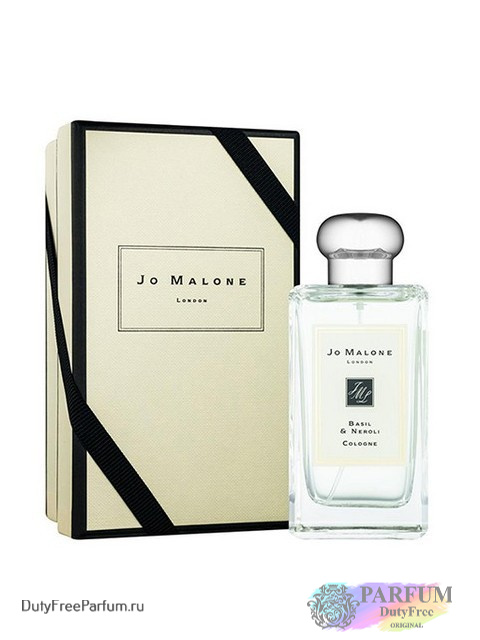Одеколон Jo Malone Basil and Neroli, 100 мл, Для Женщин