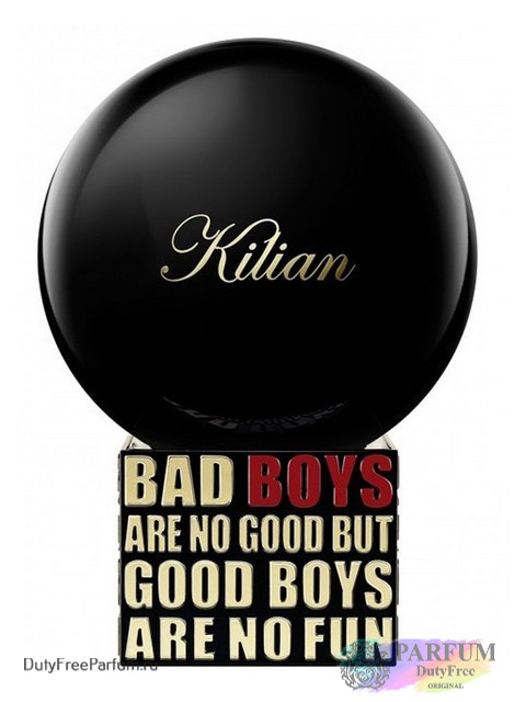 Парфюмерная вода Kilian Bad Boys Are No Good But Good Boys Are No Fun, 100 мл, Унисекс, Тестер
