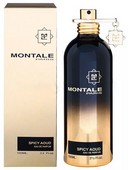 Парфюмерная вода Montale Spicy Aoud, 100 мл, Унисекс
