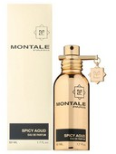Парфюмерная вода Montale Spicy Aoud, 50 мл, Унисекс